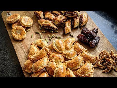 طريقه عمل الكليجة العراقيه شيف شاهين Youtube Breakfast Food Desserts