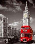 London double decker bus...eine tolle Fotoidee, aus der man dann Leinwände oder andere tolle Geschenkideen gestalten kann