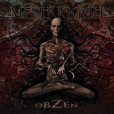 Meshuggah Obzen Colored Vinyl 2lp Extreme Metal Death Metal Vinyl