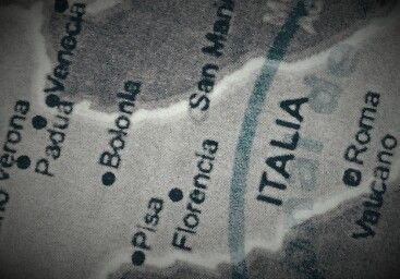 Mañana un poco de Italia y España