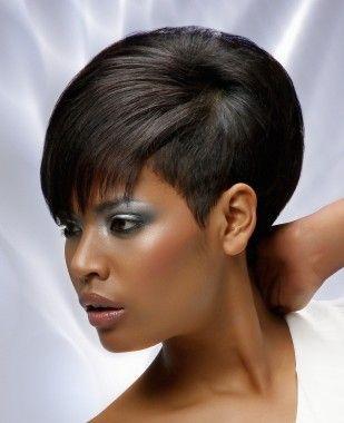Astonishing Woman Haircut Hairstyle For Women And Ethnic On Pinterest Short Hairstyles Gunalazisus