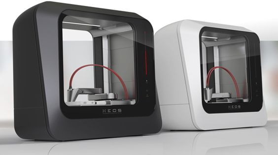 Personal 3D Printer: XEOS 3D Printer by Stefan Reichert