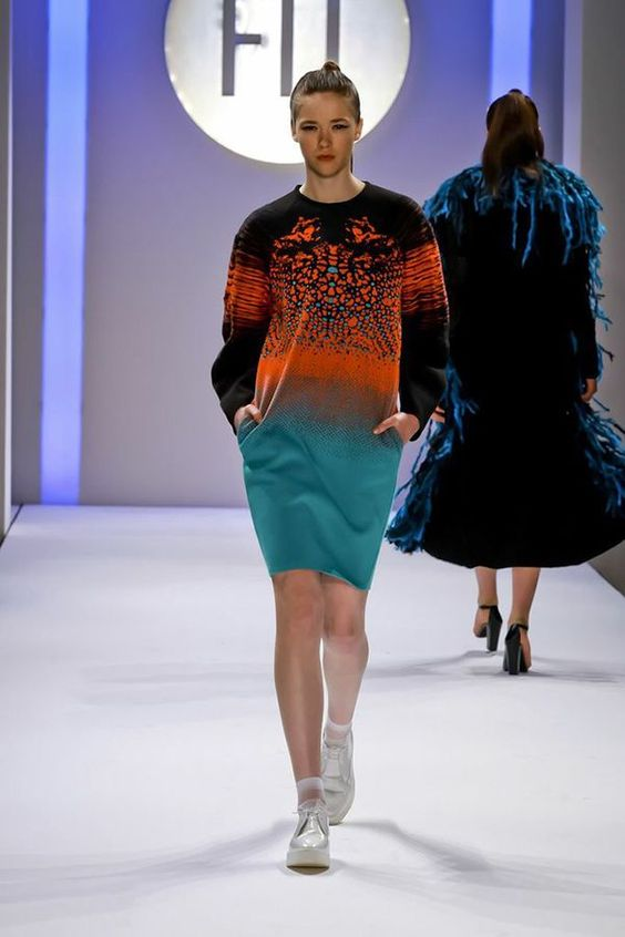knitGrandeur: The Future of Fashion, FIT 2013 Knitwear