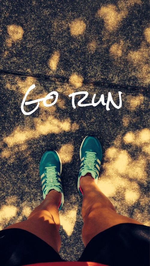 Go Run ##TooFit2Sweat: