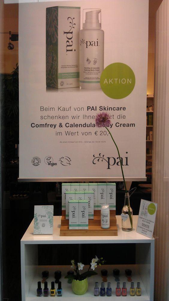 AKTION: Zu jedem PAI Skincare Einkauf ab € 32,- schenken wir Ihnen die PAI Body Cream. (Gültig solange der Vorrat reicht)