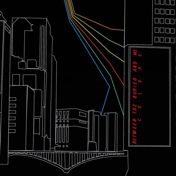 Between the Buried and Me – Prequel to the Sequel (single cover art)