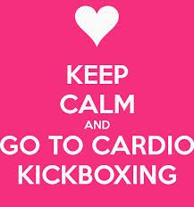 Image result for cardio kickboxing