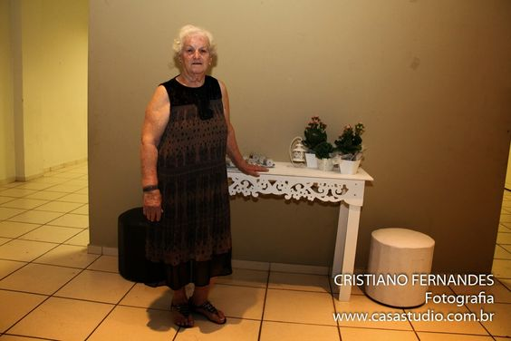 Casa Studio Foto e Vídeo: Aniversário 80 anos Alice Villa Nova