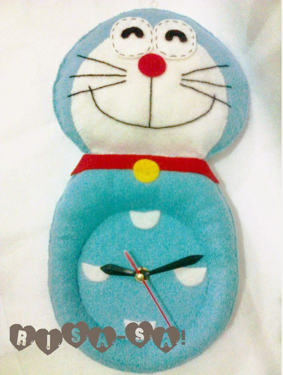 my clock ! Doraemon
