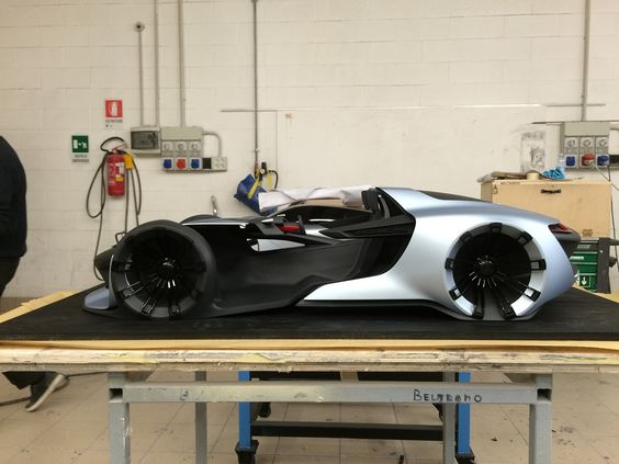 Master thesis electric vehicle