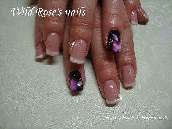 Wild Rose's Nails: Gel Natural Overlay