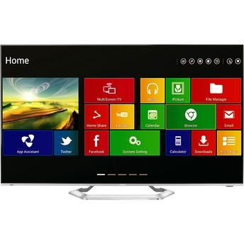 [Walmart] Smart TV LED 55 3D JVC LT55NU40B Ultra HD/4k Android 4.2 3 HDMI R$1849,00