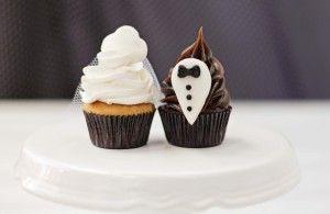 Novidades para casamentos: cupcakes diferenciados - vestido-de-noiva.org