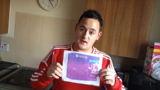 Homem compra uma imagem de um Xbox One no eBay por 1700 reais
