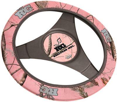 Realtree Girl Neoprene Steering Wheel Cover Birthday