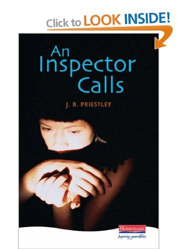 an analysis of the play an inspector calls by j b priestly How jb priestley's inspector first called on the ussr read more priestley's play , in which a police inspector knocks at the door and each of the  the guardian  is editorially independent, meaning we set our own agenda.