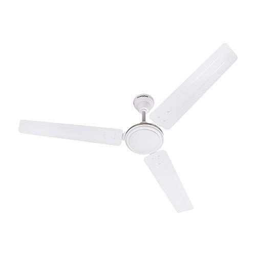 Crompton Sea Wind 48 Inch Ceiling Fan Opal White Crompton In 2020 Opal White Ceiling Fan Simpler Lifestyle