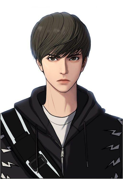 Suho True Beauty True Beauty Webtoon Handsome Anime Guys