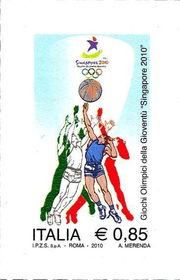 2010 - Olimpiadi 2010 - Giochi olimpici della Gioventù Singapore 2010
