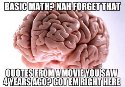 Exactly how my brain works...