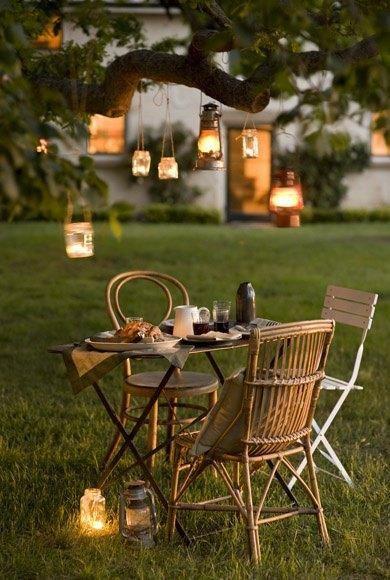 Cenas de verano con y sin postureo   Decorar tu casa es facilisimo.com