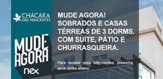 RS Notícias: Chácara das Nascentes - Corretor Luis Borges