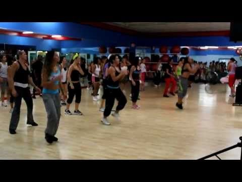 zumba :) Love this song