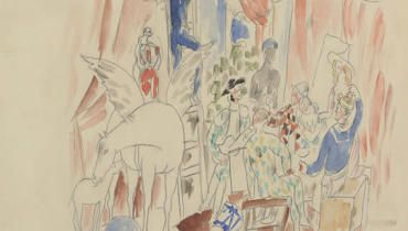 Picasso and Dance - Exhibitions - Visits - Opéra national de Paris