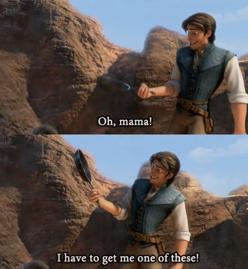Just like I need to get me a Flynn Rider and a Prince Philip.