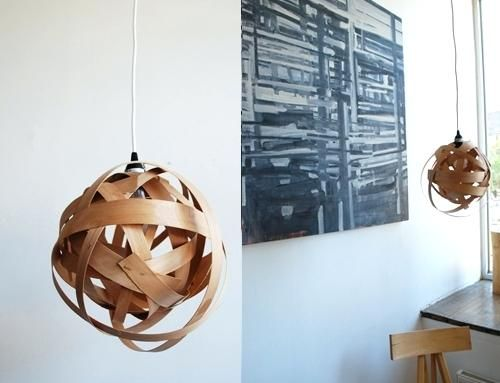 Wooden Pendant Light Large Wooden Pendant Light Nz Diy Pendant Light Diy Light Fixtures Diy Lamp Shade