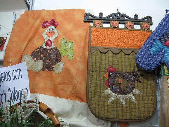 Feira Patchwork designs/Frei Caneca