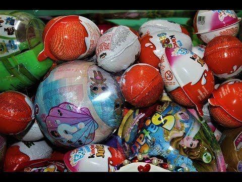 كندر سبرايز عدد 5 بيضات مفاجآت العاب بنات و أولاد شوكولاتة من الخا Best Kids Toys Kids Toys Girl Bedroom Decor