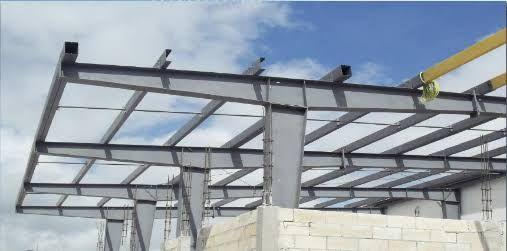 Resultado De Imagen Para Estructuras Metalicas Voladizo