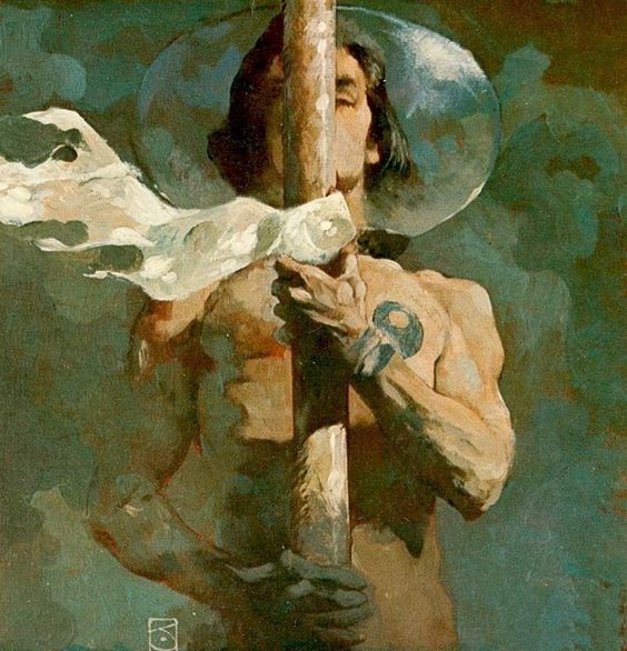 "rolandscapes: ""Jeffrey Catherine Jones """
