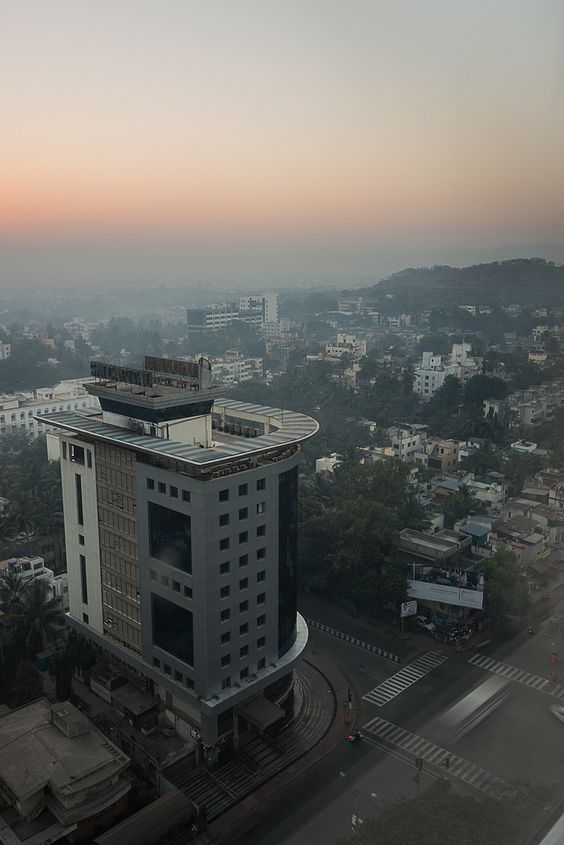 Downtown. Pune