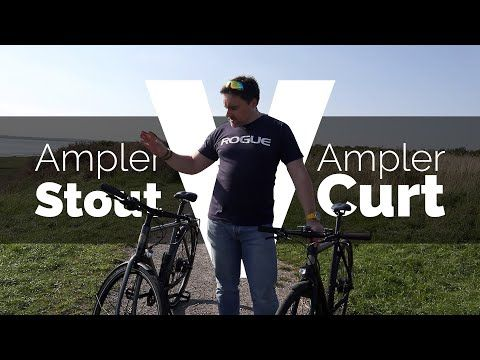 Ampler Stout Electric Bike Review And How It Compares To The Curt