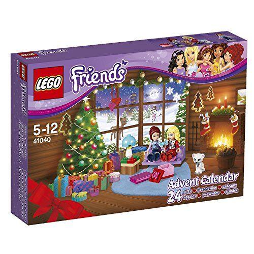 Lego Friends – 41040 – Jeu De Construction – Le Calendrier De L'avent | Your #1 Source for Toys and Games