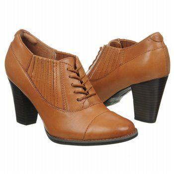 Indigo by Clark Heath Merlin Shoes (British Tan Leather) - Women's Shoes - 11.0 M