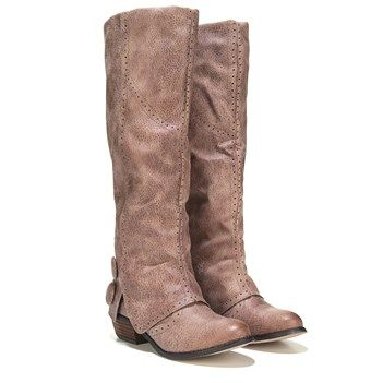 Not Rated Bailey Boot Taupe Famous Footware