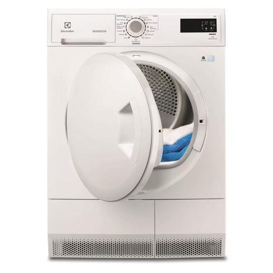 299 € ❤ Promo #Electromenager - #ELECTROLUX Sèche-linge à condensation électronique - Capacité 8 kg - Coloris blanc ➡ https://ad.zanox.com/ppc/?28290640C84663587&ulp=[[http://www.cdiscount.com/electromenager/lavage-sechage/electrolux-edc2086pdw-seche-linge/f-1100105-ele7332543204311.html?refer=zanoxpb&cid=affil&cm_mmc=zanoxpb-_-userid]]