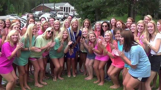 Georgia Southern AOII Sisterhood video! @Alpha Acosta Acosta Acosta Omicron Pi