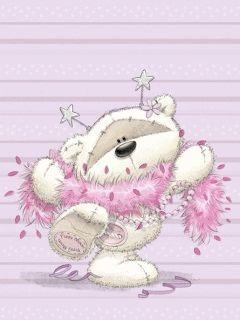 ❤️️️Fizzy Moon Bears GIF: