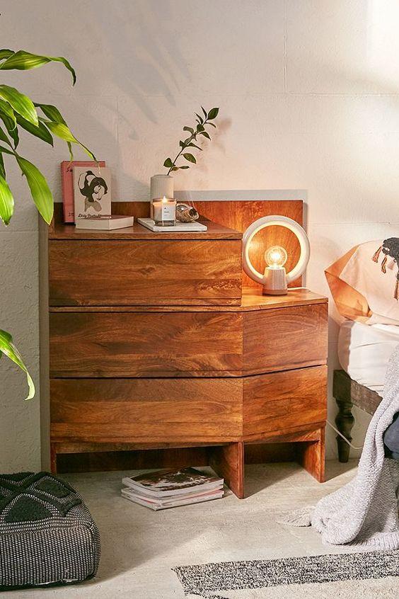 Slide View: 1: Modern Boho Dresser