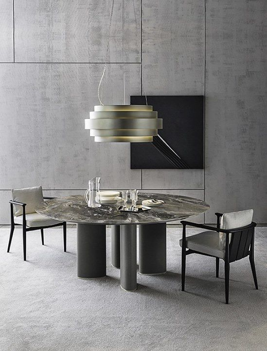 Casamilano Arne The New Dining Table Signed By Roberto Lazzeroni
