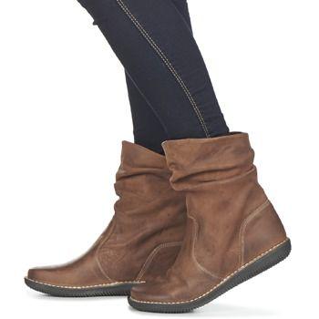 Bottines / Boots Casual Attitude FILLY Marron 350x350