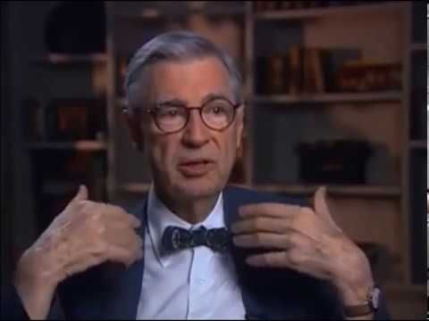 Mr Rogers Unintentional Asmr Interview Part 1 Relaxing Voice Won T You Be My Neighbor Youtube Mr Rogers Mister Rogers Neighborhood Interview