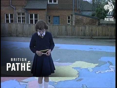 Old Map Newsreels 1935-1965: British Pathé | Making Maps: DIY Cartography