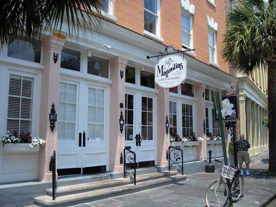 Charleston Southern Food Restaurants