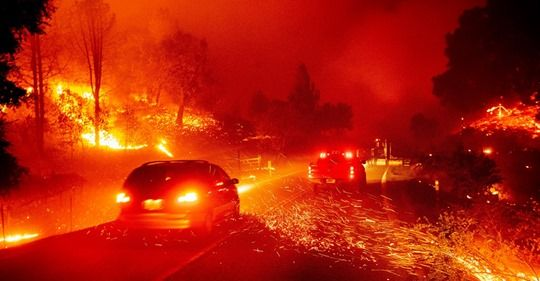 300 Oregon Firefighters Just Left To Fight A Huge Fire In California That Oregon Life California Wildfires California Fire