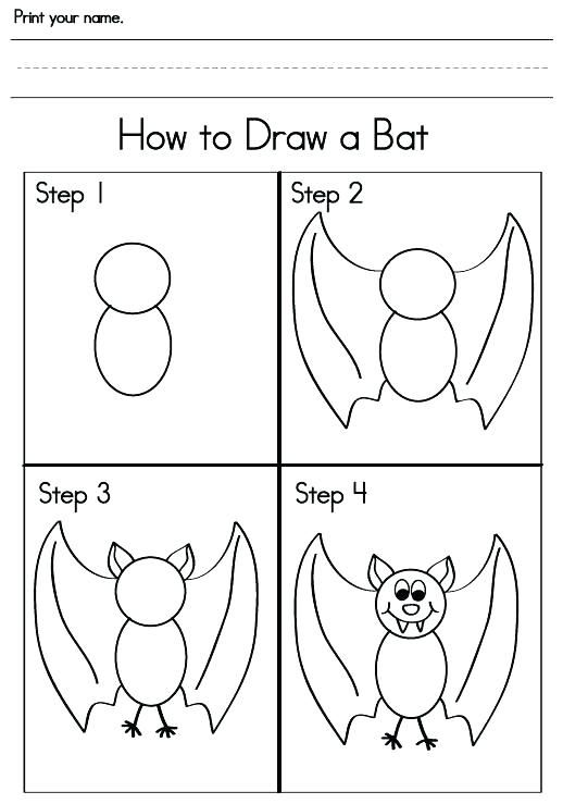 Image Result For Kindergarten Activities Stellaluna Bat Writing